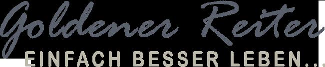 Goldener Reiter Logo